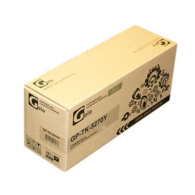 Картридж TK-5270Y для Kyocera ECOSYS M6230cidn, M6630cidn, P6230cdn GalaPrint желтый фото