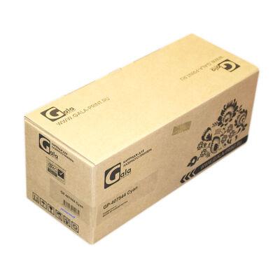 Картридж SP-C250E (407544) для Ricoh Aficio SP-C261SFNw, SP-C261dnw, SP-C261, SP-C260SFNw, SP-C260sfnw GalaPrint голубой
