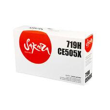 Картридж CRG719H/CE505X для Canon MF411dw, MF418x, MF416dw, MF6140dn, MF419x, MF5940dn 6400 стр. Sakura