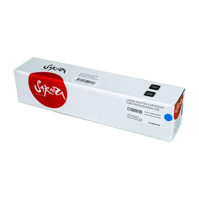 Картридж C13S050189 для EPSON Aculaser C1100, CX11NF, CX11N 4000 стр. голубой