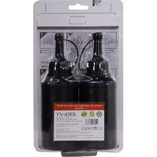 Заправочный комплект TN-420X для Pantum M7300FDW, M6800FDW, M7100DN, M6700DW (2 тонера + 1 чип) 6K