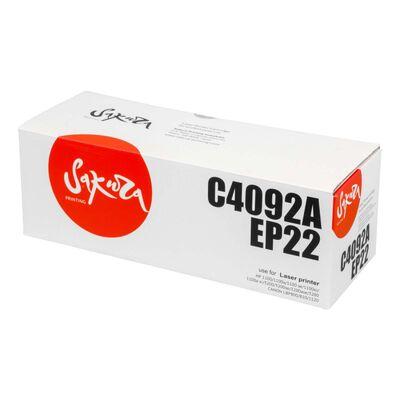 Картридж C4092A для HP LaserJet 1100, Canon EP-22 для LBP-1120, LBP-810, LBP-800 2500 стр. фото