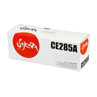 Картридж CE285A для HP LaserJet P1102, M1132 MFP, Canon MF3010, LBP-3010, LBP-6000, P1102w 1600 стр. Sakura фото