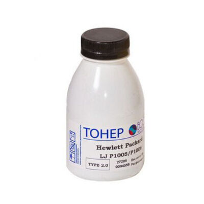 Тонер для HP LaserJet P1102, P1005, Canon MF3010, LBP-6000, LBP-3010 (Boost) Type 2.0 80г
