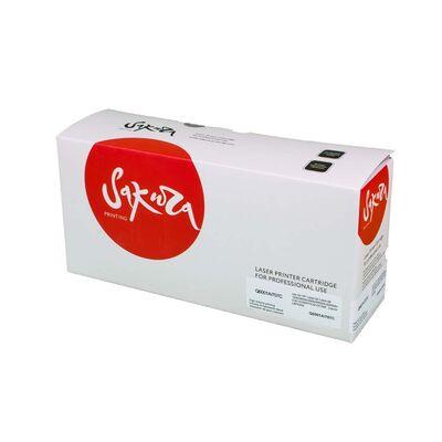 Картридж Q6001A/707C для HP Color LaserJet 1600, 2605, 2600N, CM1015, Canon LBP-5000 Sakura голубой