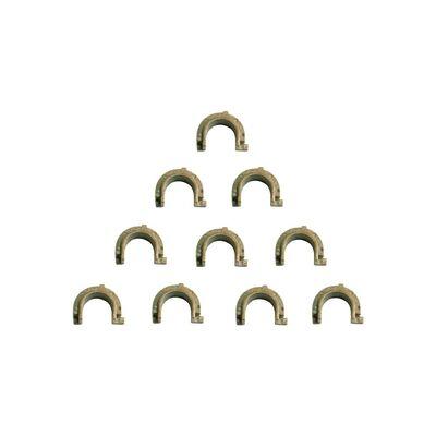 Бушинг резинового вала левый RC1-3610 для HP LaserJet 1320, P2015, 1160, P2015d, 3390