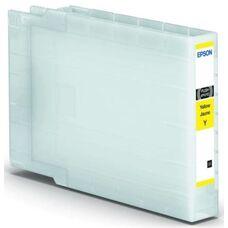 Картридж повышенной емкости C13T04B440 для Epson WorkForce Pro WF-C8690DWF 4600 стр. желтый