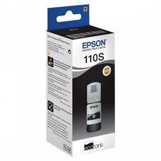 Контейнер с черными чернилами (L) для Epson M3170, M1170, M2170, M1120, M3140, M2140, M1100, M1140 2000 стр.