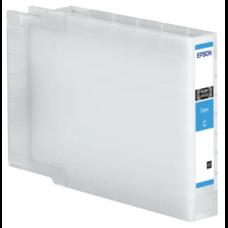 Картридж повышенной емкости C13T04B240 для Epson WorkForce Pro WF-C8690DWF 4600 стр. голубой