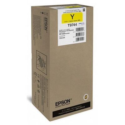 Картридж C13T974400 для Epson WorkForce Pro WF-C869RDTWF I/c (y) WF-C869R XXL фото