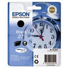 Картридж C13T27014022 для Epson WorkForce WF-7210DTW, WF-7710DWF, WF-7610DWF с черными чернилами DURABrite Ultra (350 стр.)